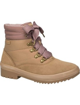 Camp Suede+Nylon Wcx Boot by Keds