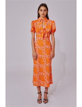 Mornings Short Sleeve Dress by Bnkr