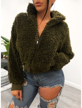 Alice Jacket (Olive) by Laura's Boutique