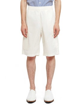 Parachute Cotton Rest Shorts by Our Legacy
