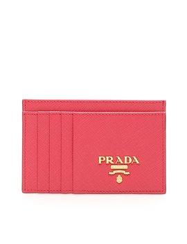 Prada Logo Cardholder by Prada Prada
