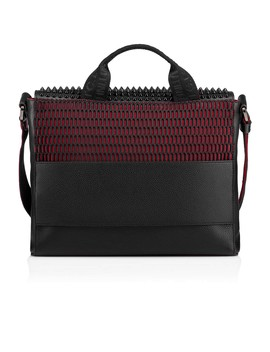 Loubiclic Messenger by Christian Louboutin