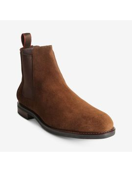 Factory 2nd   Nomad Chelsea Suede Boot by Allen Edmonds