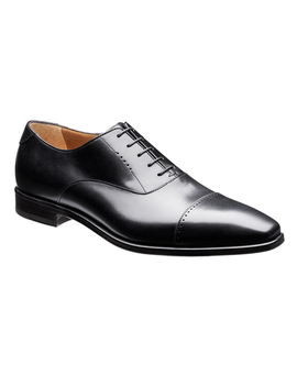 Cap Toe Leather Oxfords by Harry Rosen Cap Toe Leather Oxfords