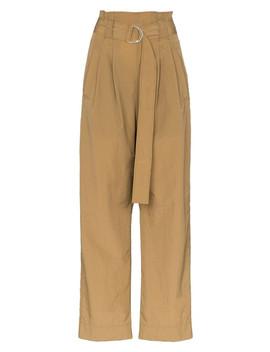 Tech Trousers by Ganni