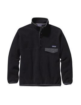 Patagonia Men's Synchilla® Snap T® Fleece Pullover by Patagonia