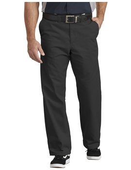 Industrial Flat Front Comfort Waist Pants by Dickies