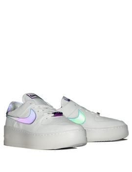 Nike Women's Air Force 1 Sage Low Lx Black / White by Nike Women's