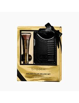 Golden Glam Deluxe Set by Sigma Beauty