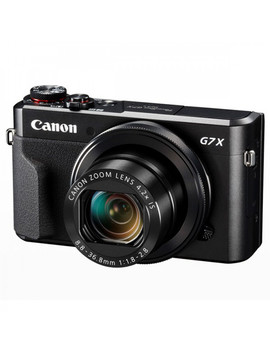 Ted's Cameras Canon Powershot G7 X Mark Ii by Ted's