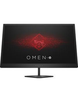 "Monitor Gaming Led Tn Hp Omen 24.5"", Full Hd, Free Sync, 144 Hz, 1ms, Display Port, Negru, Z7 Y57 Aa by Hp"