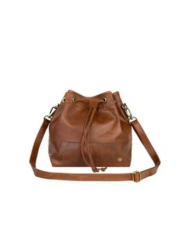 The Classic Bucket Bag by Mahi Leather