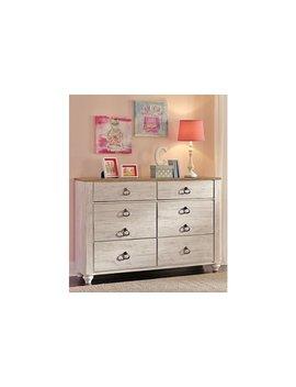 "Willowton Dresser 54"" Wide by Ashley Homestore"