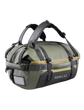 Forclaz Voyage 40   60 L Extendable Holdall   Khaki by Forclaz