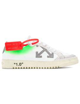 Off White          Glitter Arrow 2.0 Sneakers by Off White