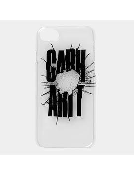 Transparent I Phone Case by Carhartt Wip