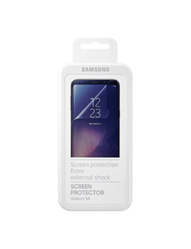 Film De Protection Pour Galaxy S8 by Samsung