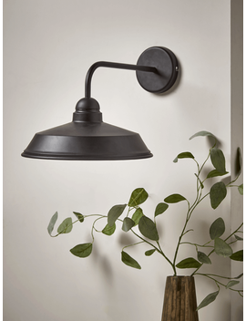 Industrial Wall Light by Cox & Cox