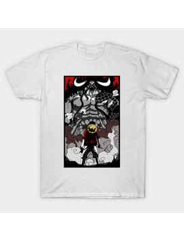 Luffy Vs Kaido T Shirt by Tee Public