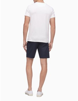 "Arrow Print 5 Pocket 9"" Shorts by Calvin Klein"