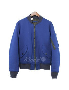 N. Hoolywood 15 Aw Ma 1 Flight Bonn Bar Jacket Navy Blue Key Size: 36 by Rakuten Global Market
