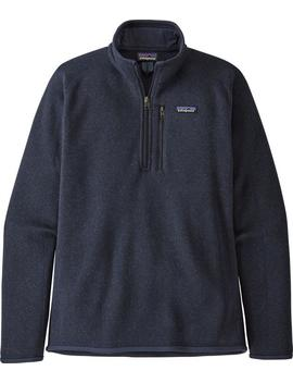 Better Sweater 1/4 Zip   Men's by Patagonia