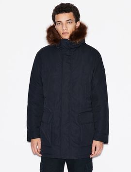Parka by Armani Exchange
