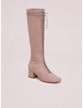 Lake Lace Up Boots by Kate Spade