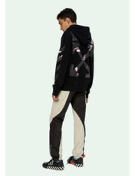 Caravaggio Arrows Hoodie Sweatshirt by Off White