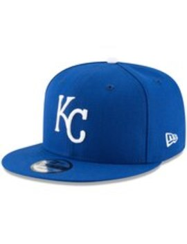 Kansas City Royals New Era Team Color 9 Fifty Snapback Hat   Royal by New Era