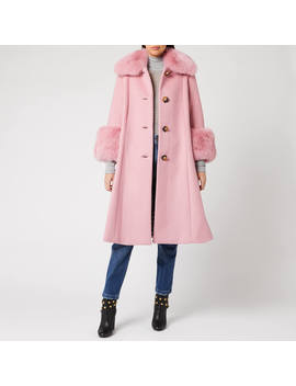 Saks Potts Women's Yvonne Coat   Rose by Saks Potts