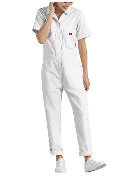 Women's Flex Temp I Q™ Short Sleeve Coveralls by Dickies