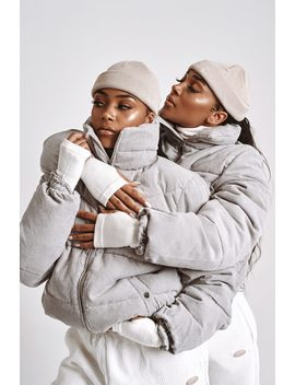 """""""Parallel"""" Puffer Coat by Sisters And Seekers"""