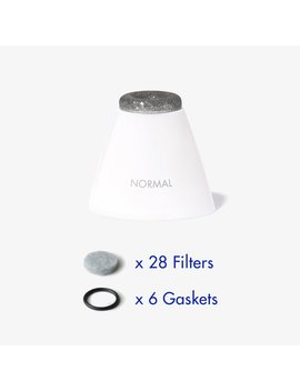 Exfora Replacement Filters by Vanity Planet