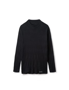 Roll Neck   Black by Represent