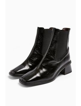 Bottines Chelsea Mia by Topshop
