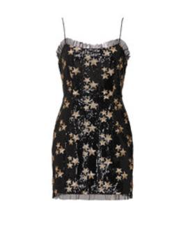 Zafran Mini Dress by The East Order