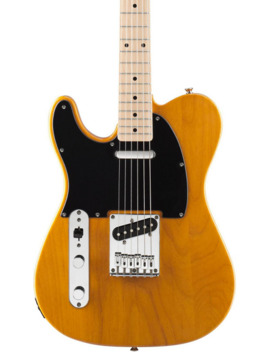 Affinity Series Left Handed Telecaster Special Electric Guitar by Squier