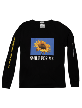 Smile For Me Longsleeve by Petals And Peacocks