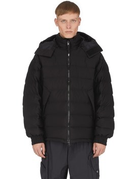 Seamless Down Jacket   Black by Y 3