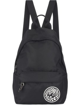 Swallow Classic Backpack   Black by Mc Q Alexander Mc Queen