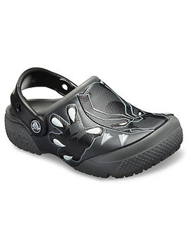 Kids' Crocs Fun Lab Black Panther Clog Kids' Crocs Fun Lab Black Panther Clog by Crocs