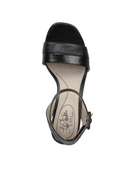 Women's Carnival Medium/Wide Block Heel Sandal by Life Stride