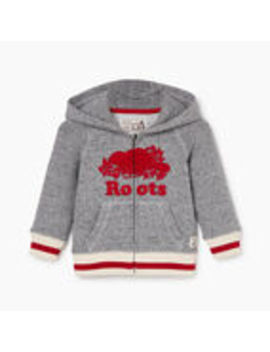Baby Roots Cabin Cozy Zip Hoody Baby Roots Cabin Cozy Zip Hoody by Roots