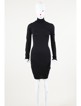 Knit Bodycon Dress by Alexander Mc Queen