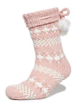 Sparkle Fairisle Slipper Socks by Superdry