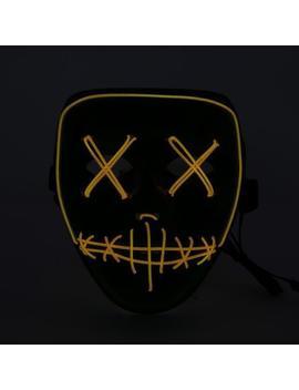 Led Beast Mask by Urban Society