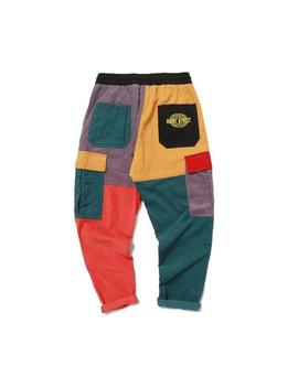 Block Cargo Pants by Urban Society