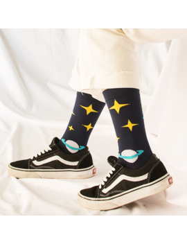 Universe Socks by Ocean Kawaiiocean Kawaii