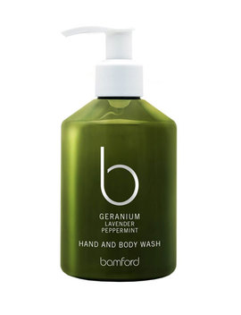 Bamford Geranium Hand & Body Wash by Bamford